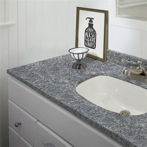 small bathroom countertop ideas giani slate small project paint kit giani inc