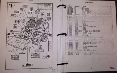 Bobcat 741 Wiring Diagram by Bobcat Parts Diagram Downloaddescargar