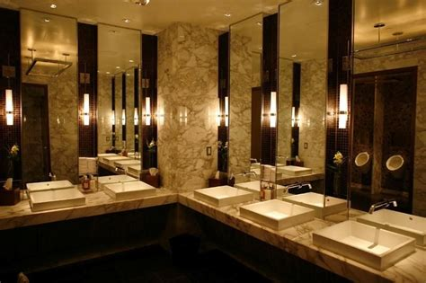 public bathroom intercontinental  york times square