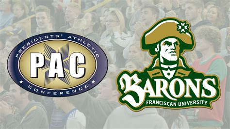 presidents athletic conference welcomes franciscan full member
