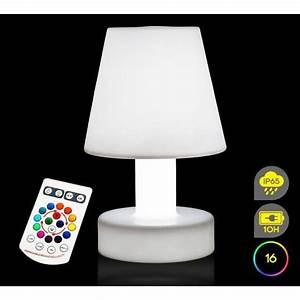 Lampe De Chevet Sans Fil : lampe g ante sans fil led 90cm xl achat vente lampe g ante sans fil led 9 poly thyl ne ~ Teatrodelosmanantiales.com Idées de Décoration
