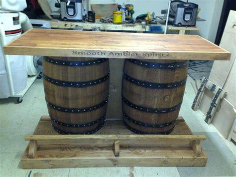 Best 25+ Whiskey Barrel Bar Ideas On Pinterest  Barn