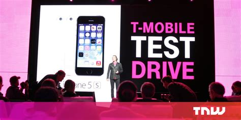 T Mobile Will Let You Test Drive An Iphone 5s On Its Network