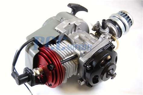49cc 2 stroke high performance engine motor pocket mini bike scooter atv