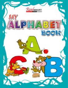 Printable My Alphabet Book Cover