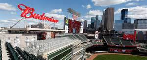 target field events budweiser roof deck minnesota twins