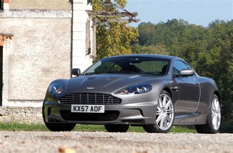 Aston Martin Dbs Cost by Aston Martin Dbs Coupe Review 2008 2012 Parkers