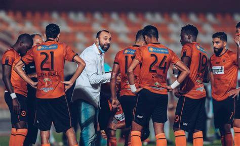 سفيان رشيدي الدوري المغربي الرياضية. منذ متى لم يخسر نهضة بركان بميدانه؟