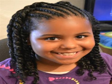 this back school hairstyles for black little girls