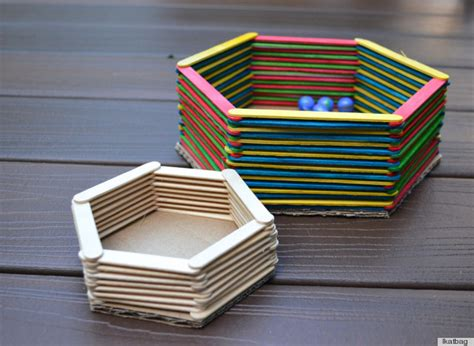 popsicle stick crafts     channeling