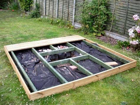 25 best ideas about ground level deck on