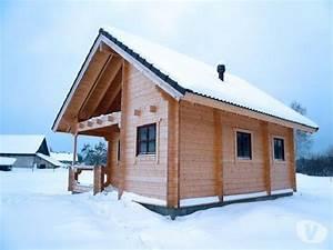 Chalet Bois Kit : chalet kit bois habitable mitula immobilier ~ Carolinahurricanesstore.com Idées de Décoration