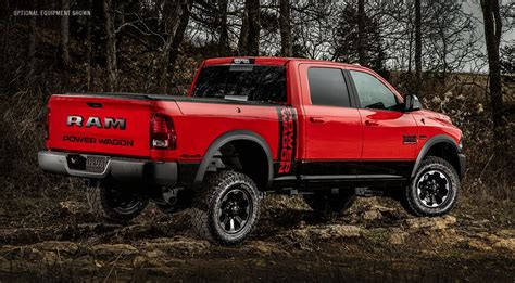 New 2017 Ram Power Wagon