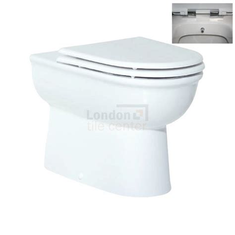 Combined Toilet And Bidet System by Toilet With Integrated Bidet Sweet Puff Glass Pipe