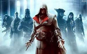Assassins Creed Brotherhood Game Wallpapers HD | Amazing ...