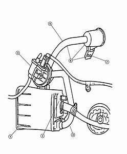 2003 Dodge Stratus Pump  Leak Detection  Emissions  State