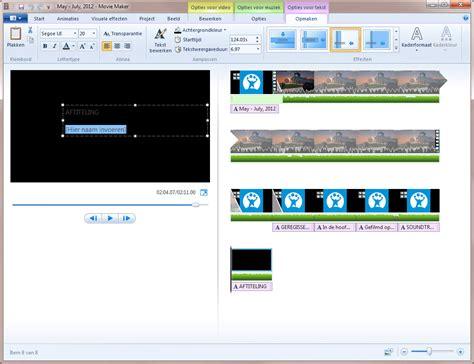 Bewerken video gratis