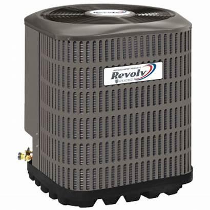 Condenser Heat Pump Mobile Revolv Units Components