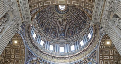 Cupola Basilica San Pietro by Cosa Vedere Nella Basilica Di San Pietro A Roma