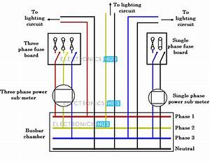 3 Phase Switch Wiring Diagram