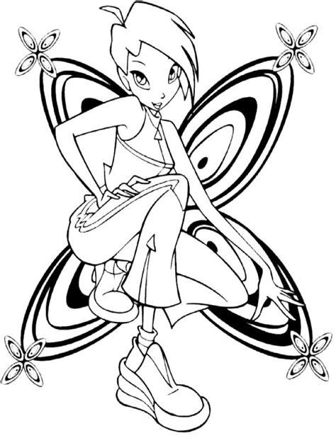 disegni da colorare tema winx settemuseit