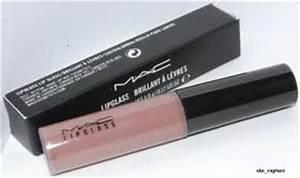 Details::MAC Lip Gloss Lipglass Spite