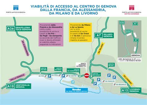 come arrivare al porto di genova come arrivare al porto antico di genova indicazioni e mappa