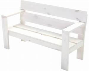 Gartenbank 2 Sitzer Weiß : gartenbank kiefer 2 sitzer wei bei hornbach kaufen ~ Bigdaddyawards.com Haus und Dekorationen
