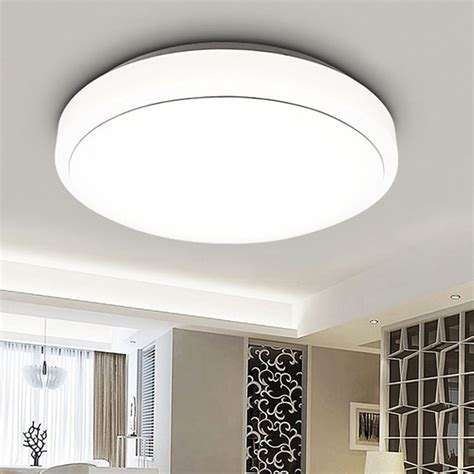 led kitchen ceiling light fixture 18w led ceiling light 3000 lumens flush mount 8940