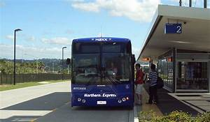 Northern Busway  Auckland