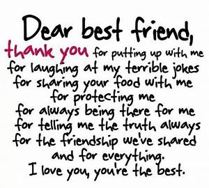 Best Friend Forever Quotes In English: Best friends quotes ...
