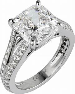 CRH4182700 - High Jewelry ring - Platinum, diamonds - Cartier