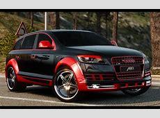 Audi Q7 Tuning Abt johnywheelscom