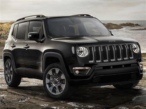 Designer Antecipa O Jeep Renegade 2019 Autoo