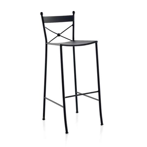 tabouret de bar en fer forge tabouret de bar en fer forg 233 4 pieds tables chaises et tabourets