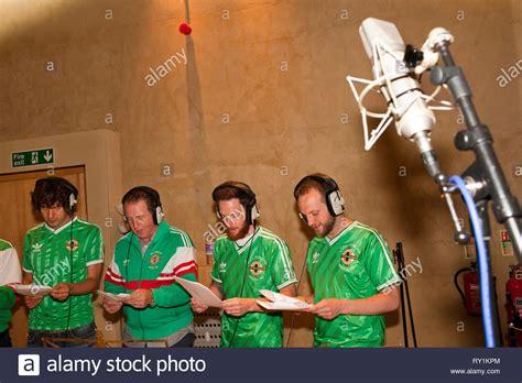 Northern Ireland Football Players Stock Photos & Northern