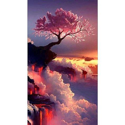 aesthetic tree  diamond painting kits oloee
