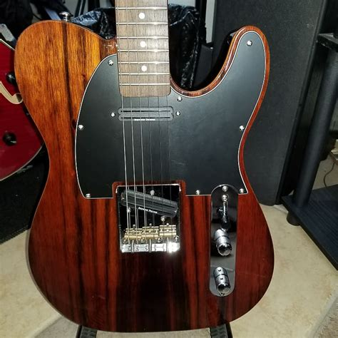 kelly michael cc50 telecaster custom deluxe striped ebony collection reverb seymour duncan rails
