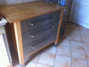 Meuble De Cuisine Ikea : meuble cuisine 80 reservee je vide ma maison ~ Melissatoandfro.com Idées de Décoration