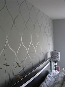 Use Gloss and Matte to Create Neat Wall Patterns | Painted ...
