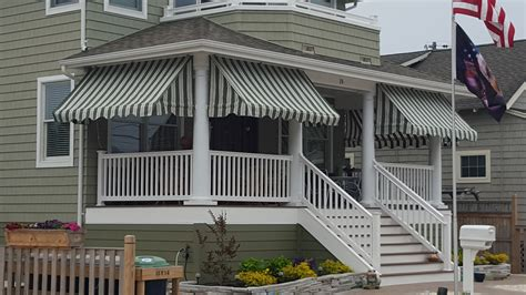 Awnings For Front Porch by Front Porch Awnings Canopies Globe Canvas