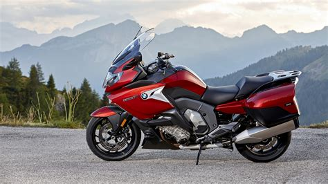 Motorcycle 2016 K 1600 Gt Motorcycles Side