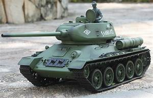 HENG-LONG Toys RC Tank 3909, World War II Soviet Union ...