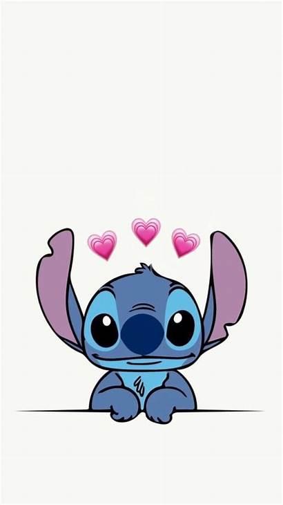 Disney Stitch Iphone Lilo Cartoon Wallpapers Phone