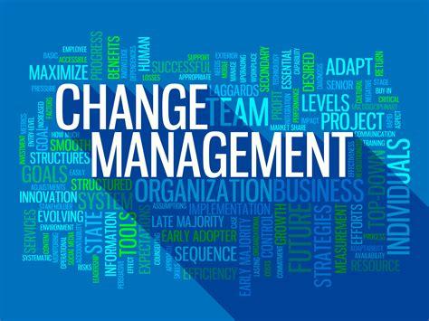 change management continuous improvement sanctus training