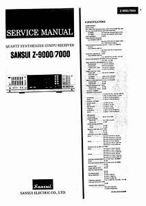 Sansui Z-9000