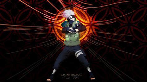 Hatake Kakashi Anime Naruto Shippuuden Wallpapers Hd