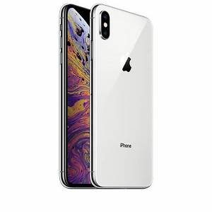 Apple - iPhone XS Max 64GB Silver: iPhone XS | Comet