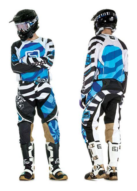 scott motocross gear first look 2010 scott mx apparel motocross feature