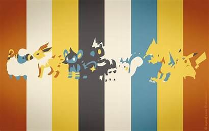 Pokemon Spectrum Electric Deviantart Revamp Cool Prints